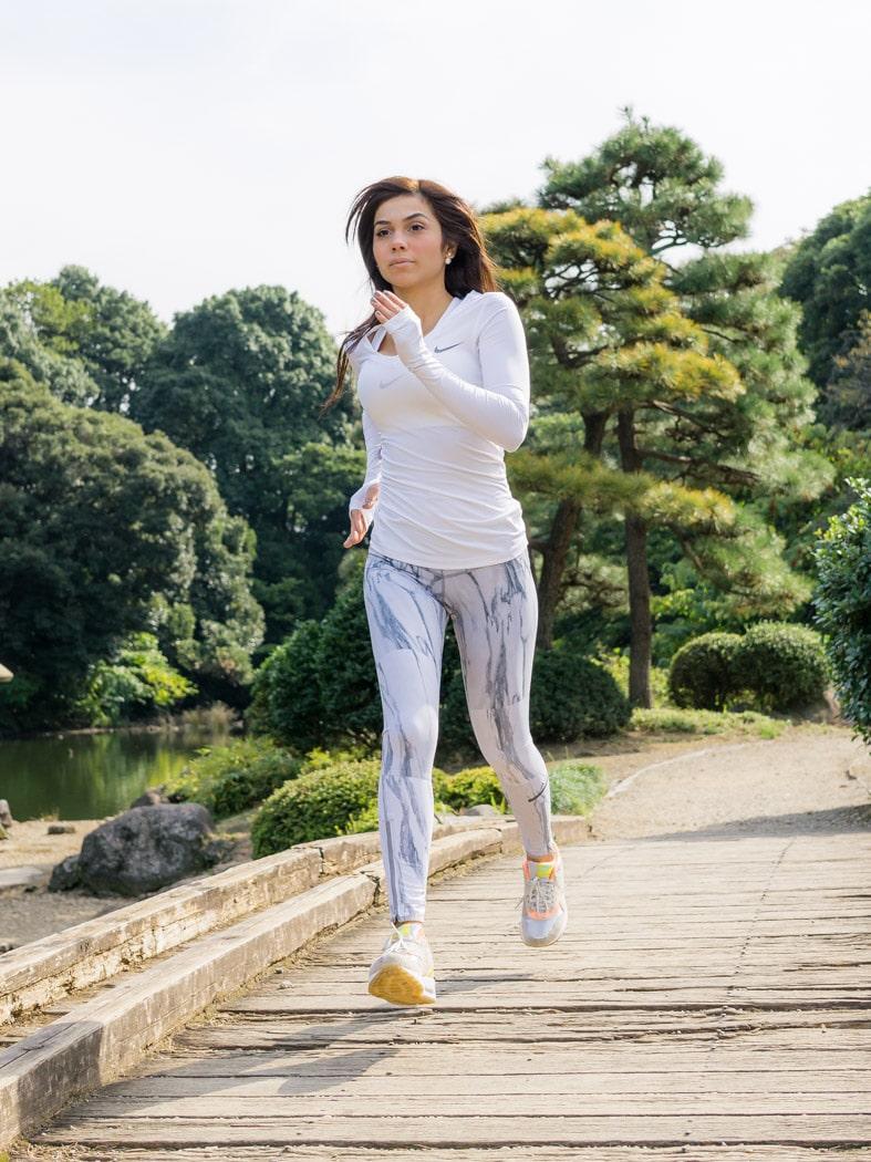 Fitness Tip - Do some jogging
