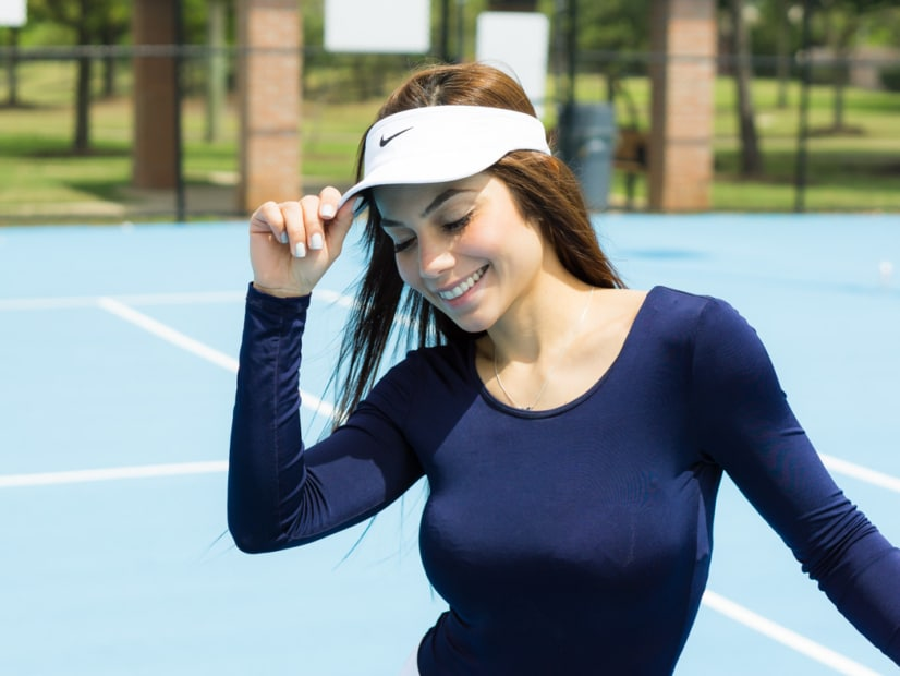 Outdoor workouts - Tennis