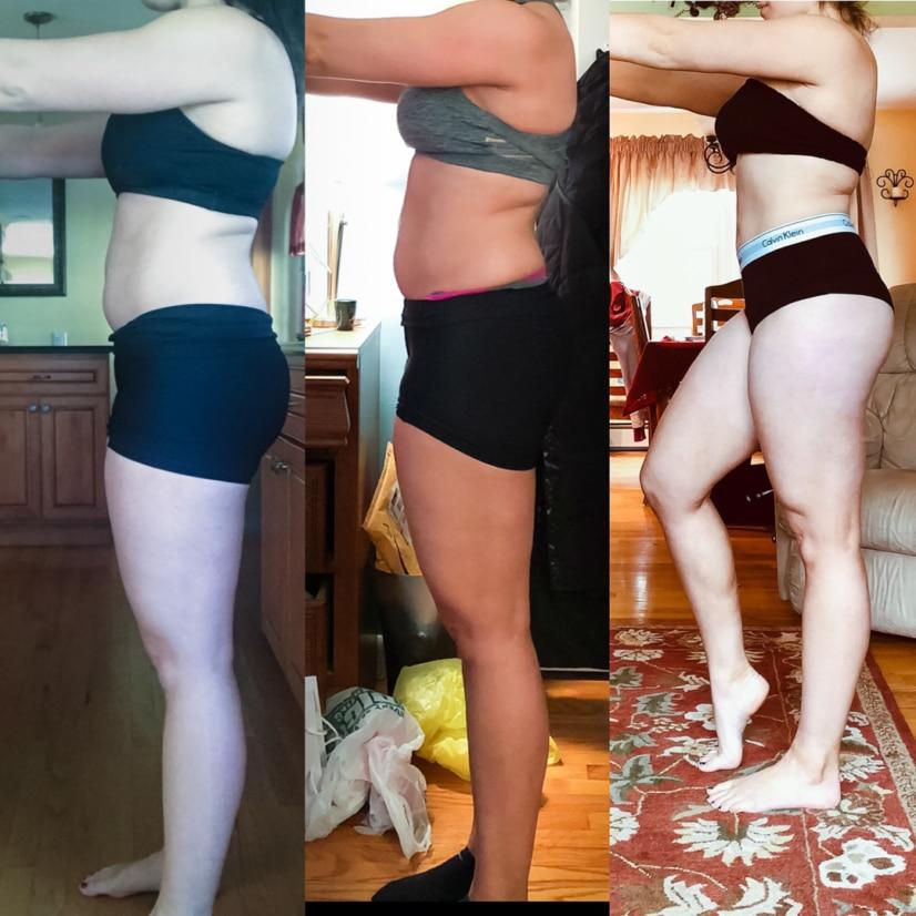 Kaitlynn - Strong and Sexy Body Method Progress
