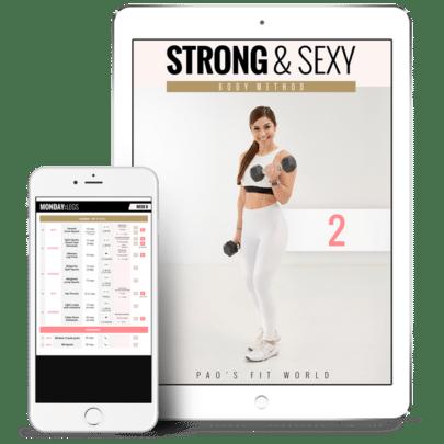 SSBM2 Workout Guide Sample